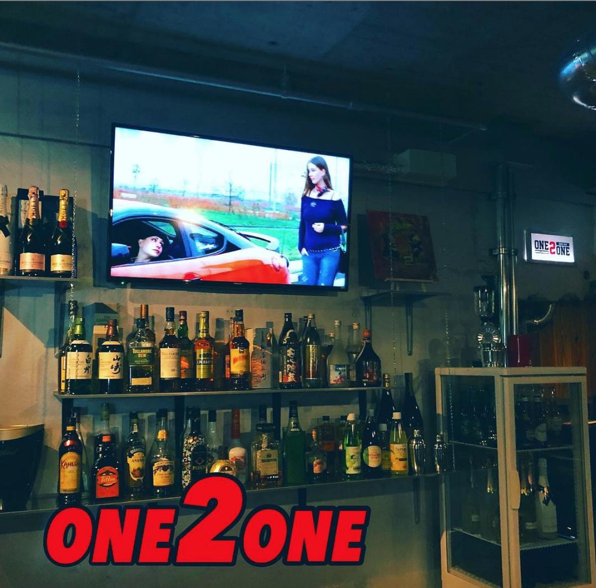 one2one店内風景